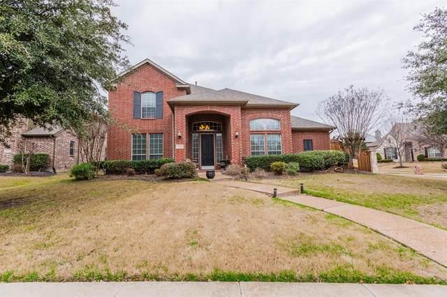 8399 Shady Shore Drive, Frisco, TX 75036 (MLS #14272638) :: Ann Carr Real Estate