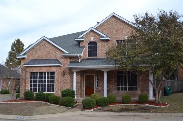2616 Dunbar Drive, Mckinney, TX 75072 (MLS #14272690) :: The Kimberly Davis Group