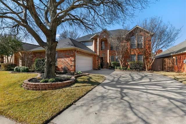 1606 Willow Lane, Mckinney, TX 75072 (MLS #14272719) :: The Kimberly Davis Group
