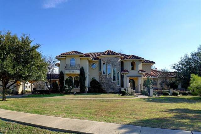 3228 Fox Fire Lane, Grapevine, TX 76092 (MLS #14272753) :: All Cities Realty