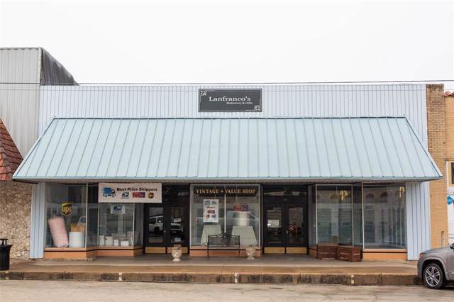 108 E Henry Street, Hamilton, TX 76531 (MLS #14272756) :: The Mitchell Group