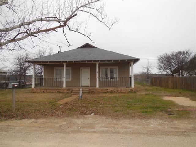 705 N Marston Street, Ranger, TX 76470 (MLS #14272768) :: Century 21 Judge Fite Company