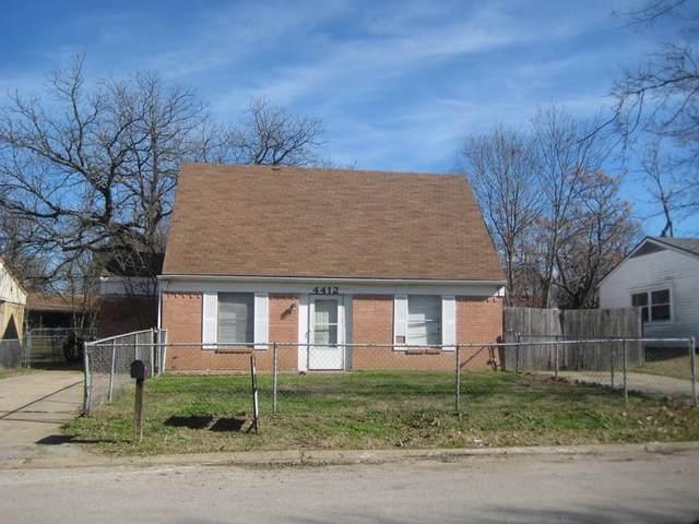 4412 Cochise Drive, Balch Springs, TX 75180 (MLS #14272873) :: The Kimberly Davis Group
