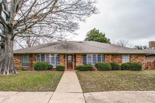 1705 Clear Point Drive, Garland, TX 75041 (MLS #14272879) :: Caine Premier Properties