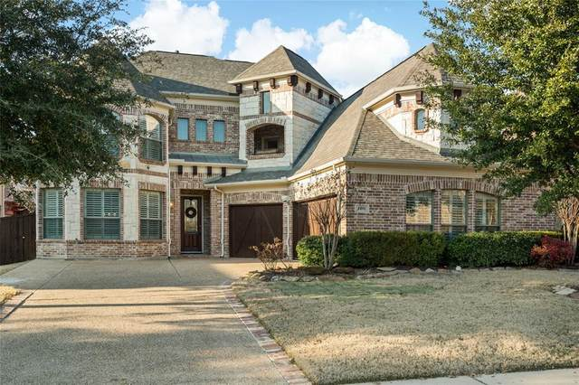 1491 Abby Way, Allen, TX 75013 (MLS #14272896) :: The Kimberly Davis Group