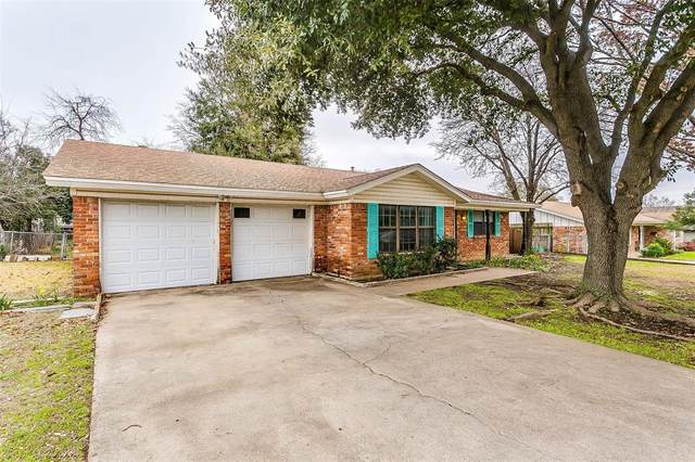 4124 Whitfield Avenue, Fort Worth, TX 76109 (MLS #14272932) :: Century 21 Judge Fite Company