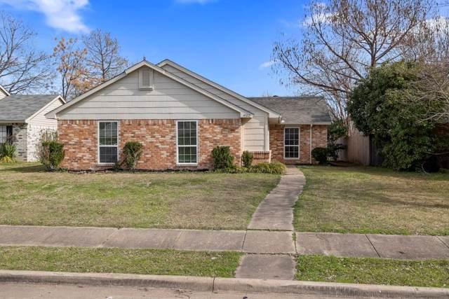4522 Carmel Lane, Rowlett, TX 75088 (MLS #14272953) :: Post Oak Realty