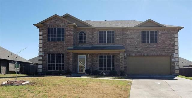 1115 Seminole Lane, Greenville, TX 75402 (MLS #14272976) :: The Kimberly Davis Group