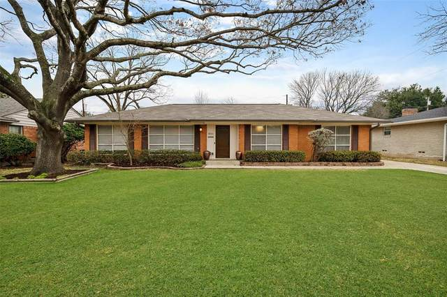 806 Westwood Drive, Richardson, TX 75080 (MLS #14273031) :: The Mitchell Group