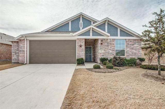 600 Barnstorm Drive, Celina, TX 75009 (MLS #14273074) :: Tenesha Lusk Realty Group