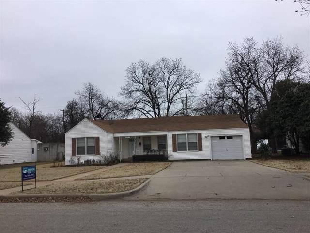 605 W Payne, Olney, TX 76374 (MLS #14273078) :: The Kimberly Davis Group