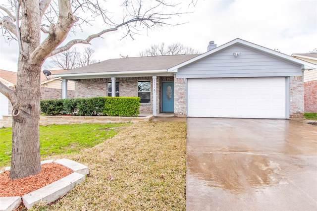2352 Hasty Street, Dallas, TX 75228 (MLS #14273099) :: The Kimberly Davis Group