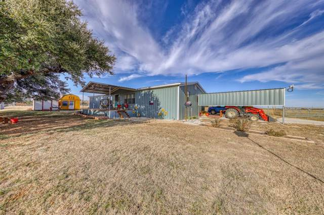 465 Grimes Rd, Mineral Wells, TX 76067 (MLS #14273106) :: All Cities Realty