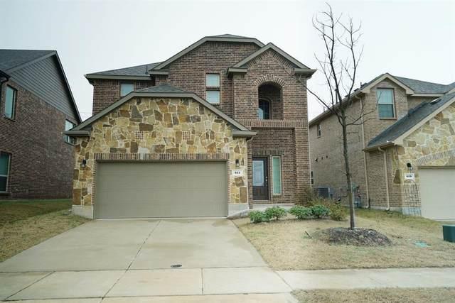 621 Blue Teal Place, Mckinney, TX 75071 (MLS #14273150) :: The Good Home Team