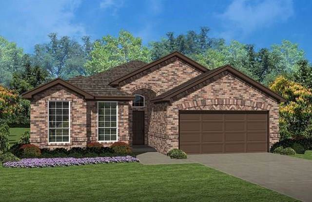 525 Redding Drive, Saginaw, TX 76131 (MLS #14273199) :: Potts Realty Group