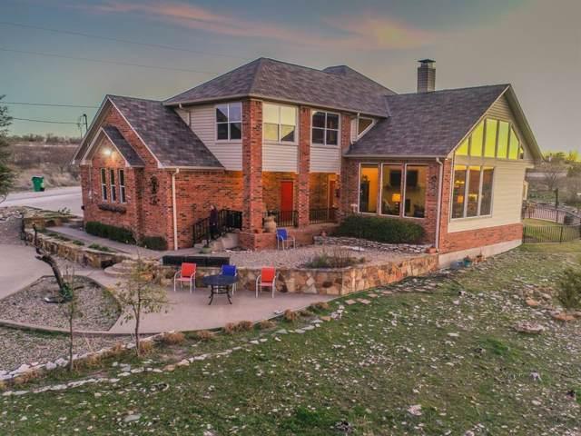 350 Castle Harbour Drive, Possum Kingdom Lake, TX 76449 (MLS #14273215) :: Caine Premier Properties