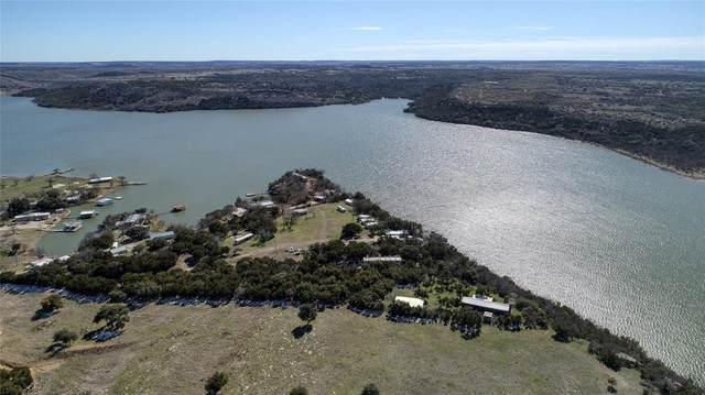 8964 County Road 299, Possum Kingdom Lake, TX 76450 (MLS #14273243) :: RE/MAX Landmark