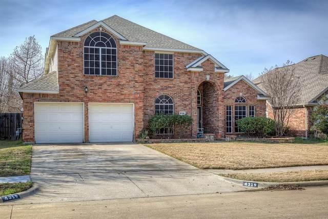 4319 Stephen Street, Grand Prairie, TX 75052 (MLS #14273269) :: The Paula Jones Team   RE/MAX of Abilene