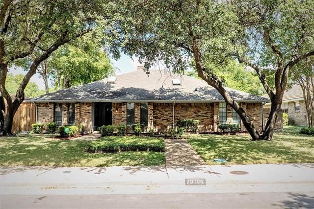 10109 Morgan Meadow Lane, Dallas, TX 75243 (MLS #14273287) :: All Cities Realty