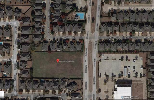 10001 N Beach Street, Fort Worth, TX 76244 (MLS #14273297) :: The Mitchell Group
