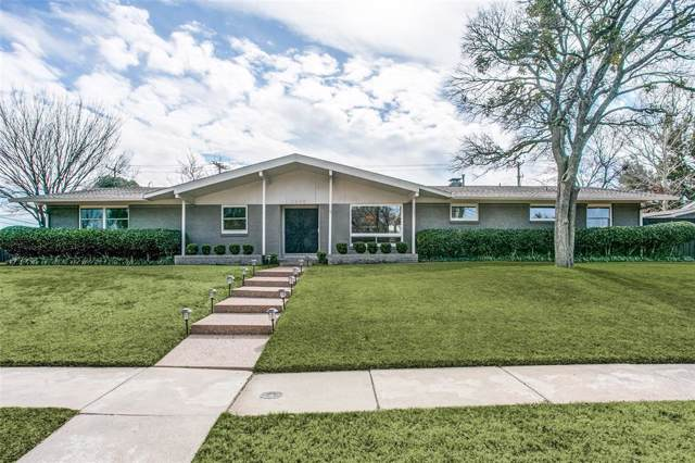 3688 Pallos Verdas Drive, Dallas, TX 75229 (MLS #14273323) :: Trinity Premier Properties