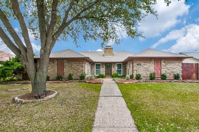 3726 Woodside Road, Carrollton, TX 75007 (MLS #14273384) :: Caine Premier Properties