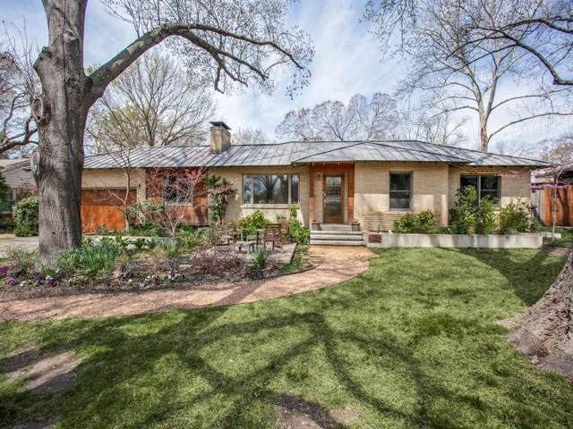 9623 Athlone Drive, Dallas, TX 75218 (MLS #14273463) :: All Cities Realty