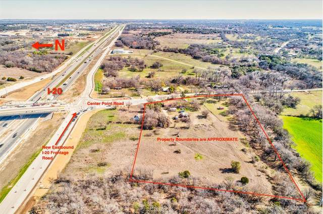 504 Center Point Road, Weatherford, TX 76087 (MLS #14273490) :: Post Oak Realty