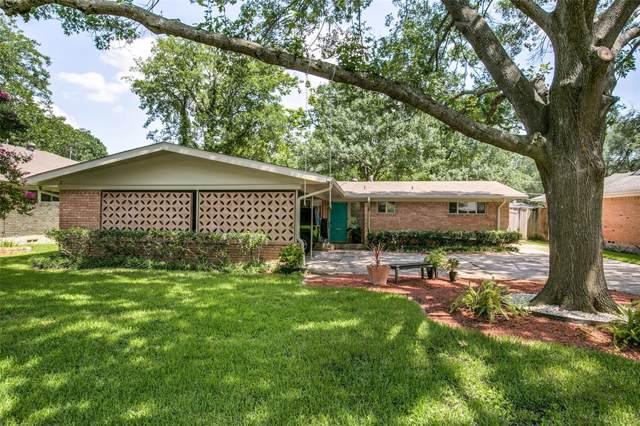 7024 Whitehill Street, Dallas, TX 75231 (MLS #14273507) :: Caine Premier Properties