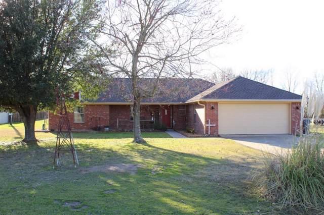 145 County Road 4218, Winnsboro, TX 75494 (MLS #14273533) :: The Kimberly Davis Group