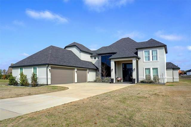 108 W Aurora Vista Trail, Aurora, TX 76078 (MLS #14273574) :: The Chad Smith Team