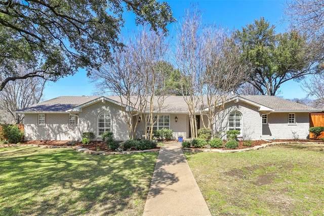 7949 Fallmeadow Lane, Dallas, TX 75248 (MLS #14273652) :: All Cities Realty