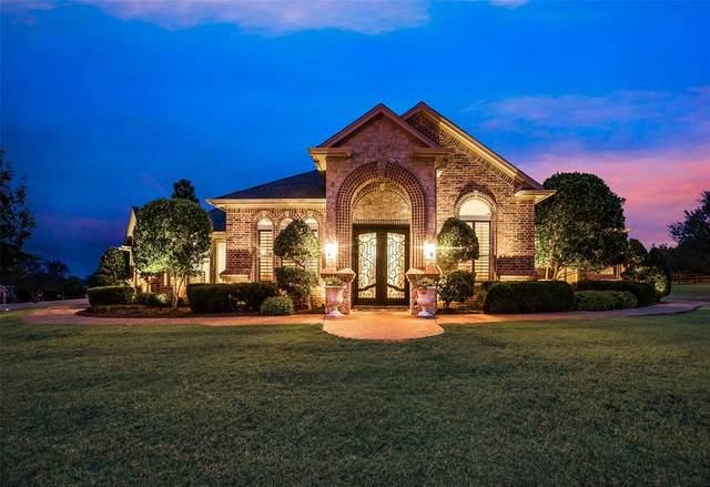 2012 Winthrop Hill Road, Denton, TX 76226 (MLS #14273691) :: The Real Estate Station