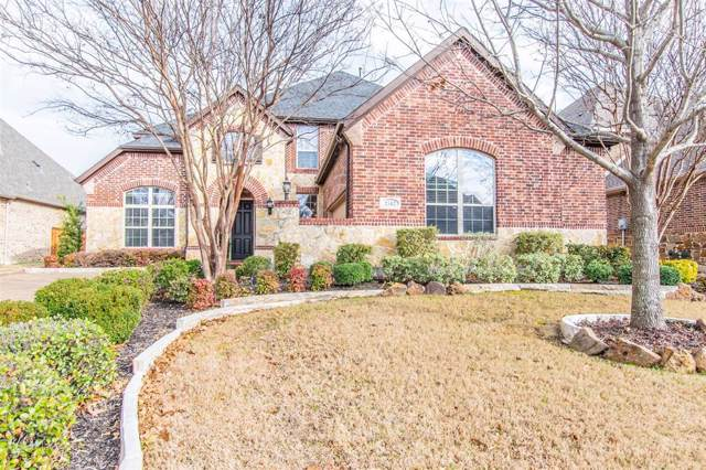 2342 Hedgewood Lane, Allen, TX 75013 (MLS #14273694) :: The Kimberly Davis Group