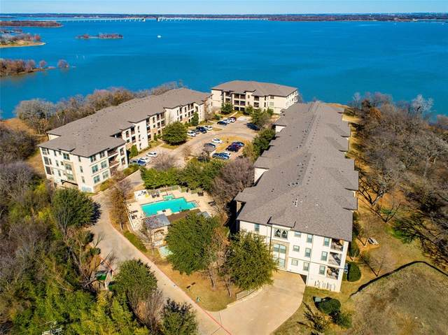 500 Waters Edge Drive #334, Lake Dallas, TX 75065 (MLS #14273741) :: All Cities Realty