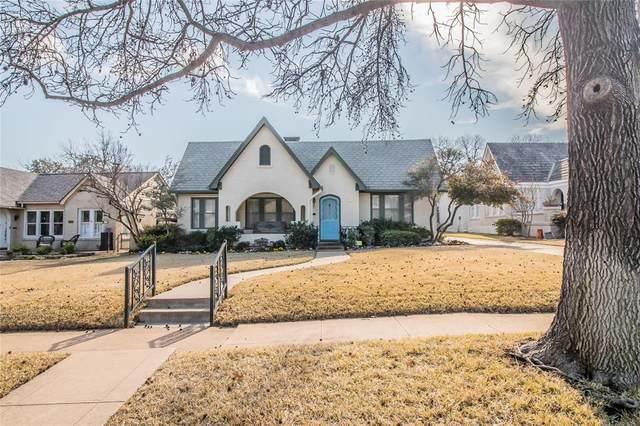 3825 Hamilton Avenue, Fort Worth, TX 76107 (MLS #14273779) :: North Texas Team   RE/MAX Lifestyle Property