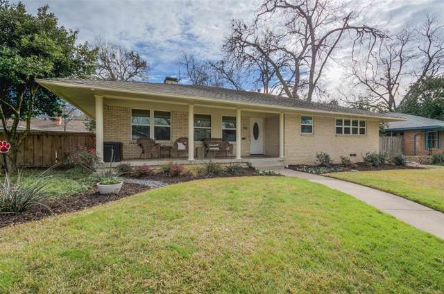 8716 Fenchurch Road, Dallas, TX 75238 (MLS #14273850) :: Caine Premier Properties