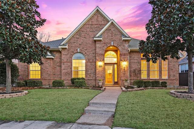 6048 Cypress Cove Drive, The Colony, TX 75056 (MLS #14273891) :: The Rhodes Team