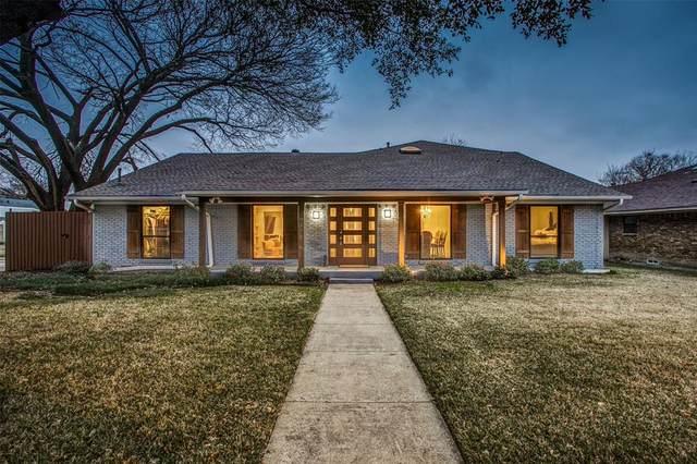 9178 Glen Springs Drive, Dallas, TX 75243 (MLS #14273950) :: The Mauelshagen Group