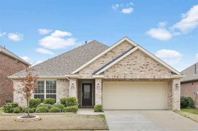 825 Lake Woodland Drive, Little Elm, TX 75068 (MLS #14273966) :: Team Hodnett