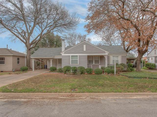 2505 Littlepage Street, Fort Worth, TX 76107 (MLS #14273967) :: All Cities Realty