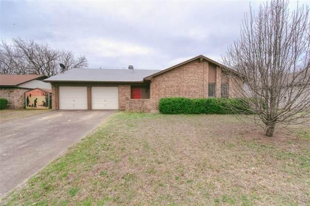 1804 Briar Run, Benbrook, TX 76126 (MLS #14274036) :: Potts Realty Group