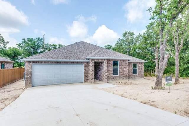 205 Shady Oaks Drive, Runaway Bay, TX 76426 (MLS #14274048) :: The Chad Smith Team