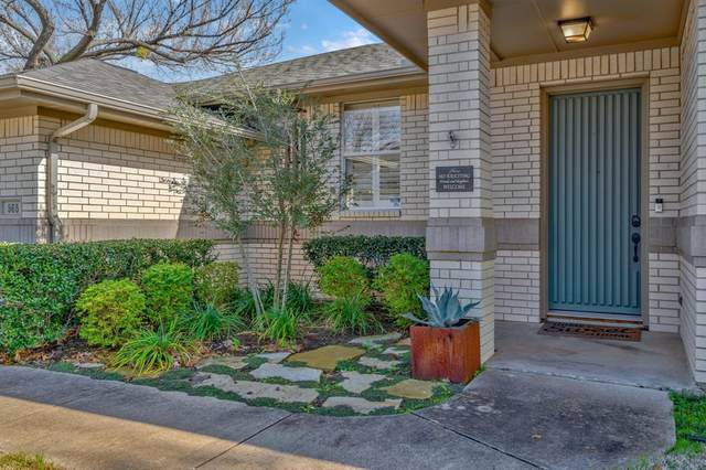565 Rosedale Street, Highland Village, TX 75077 (MLS #14274081) :: The Rhodes Team