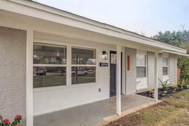 3221 Ridgeview Circle, Irving, TX 75062 (MLS #14274107) :: The Kimberly Davis Group