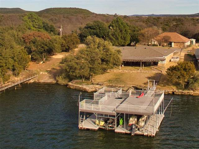 4901 Green Acres Road #8, Possum Kingdom Lake, TX 76450 (MLS #14274192) :: Baldree Home Team