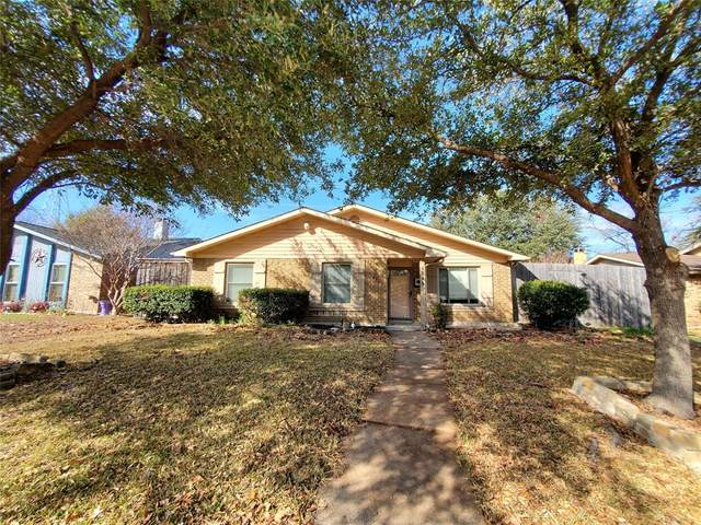 4041 Mountain Pass, Plano, TX 75023 (MLS #14274196) :: All Cities Realty