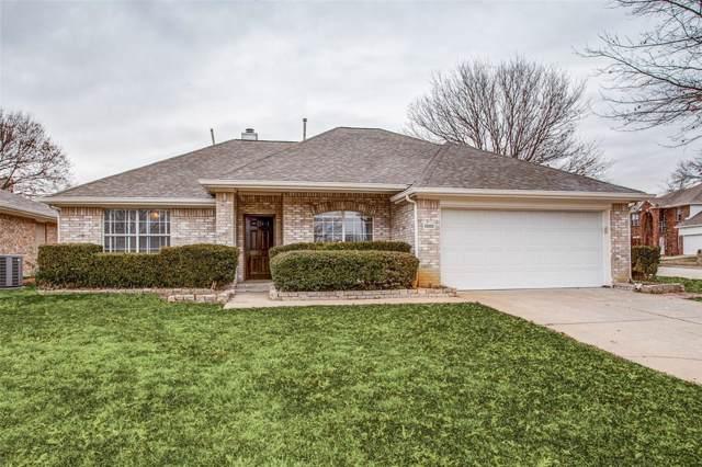 1000 Barkridge Drive, Mckinney, TX 75069 (MLS #14274206) :: Robbins Real Estate Group
