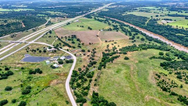 150 Gilbert Pit Road, Millsap, TX 76066 (MLS #14274309) :: The Hornburg Real Estate Group