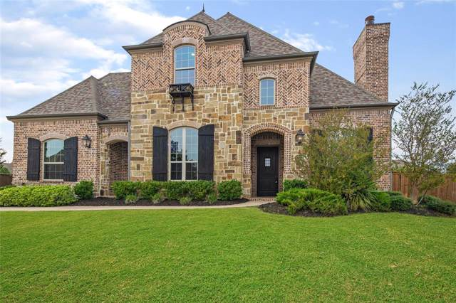 3504 Lochside, The Colony, TX 75056 (MLS #14274329) :: Potts Realty Group